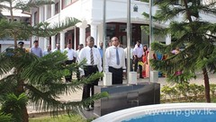 வட மாகாண ஆளுநர் செயலக புதுவருட நிகழ்வு