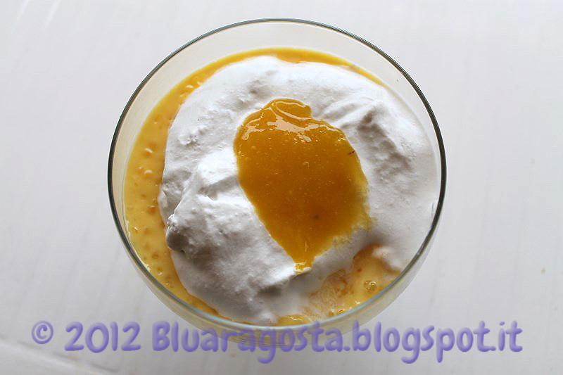 06-tapioca pudding con cocco e mango al tè verde