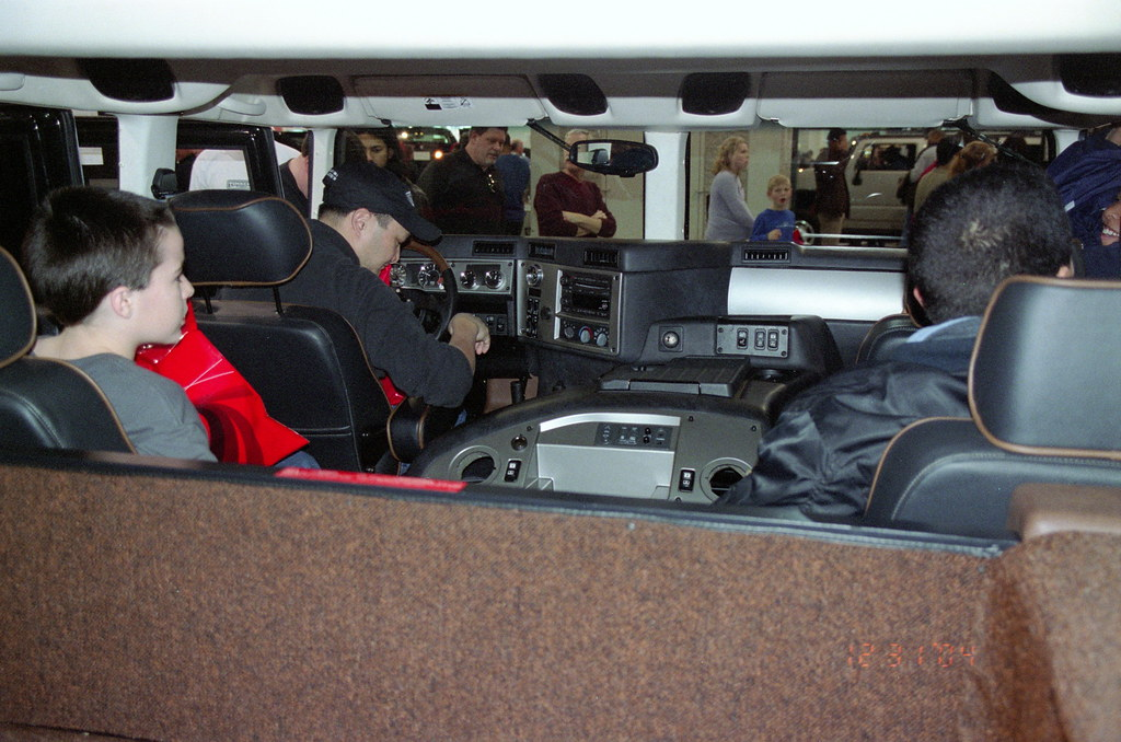 HUMMER H1 Interior | By Channaher HUMMER H1 Interior | By Channaher Great Ideas