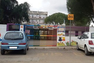 Noicattaro. Scuola Sabin front