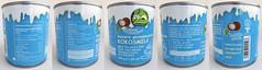 Gecondenseerde kokosmelk (sweetened condensed coconut milk)