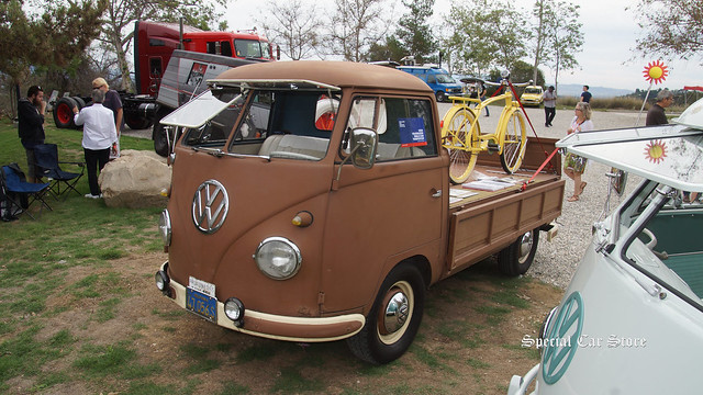 1956 Volkswagen Single Cab Transporter