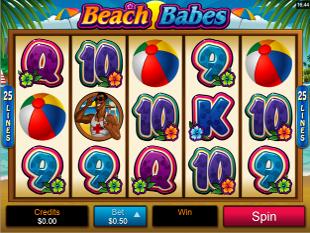 Beach Babes Slot