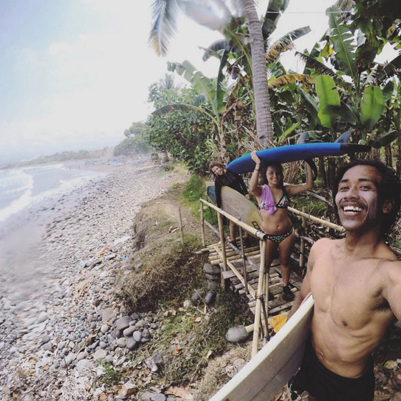 Buddy from Surf Buddy Bali