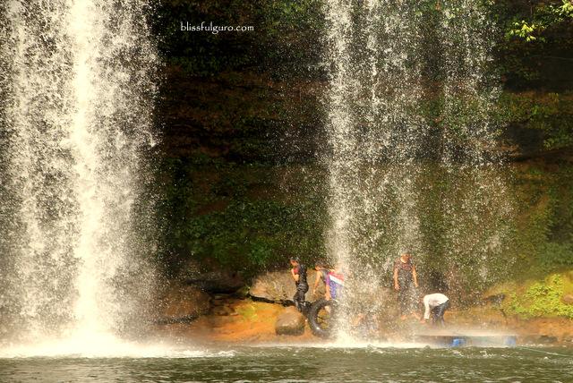 Waterfalls Bolaven Plateau Champasak Laos