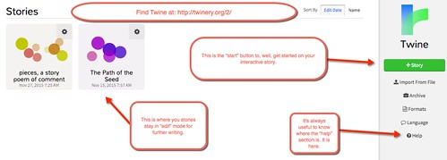 Twine Tutorial 1 | by Dogtrax