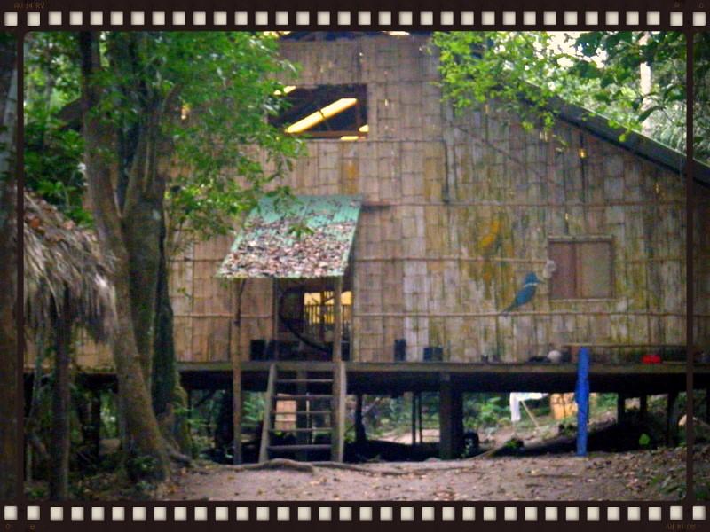 Lalo Loor cabin