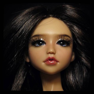 Мария, #Milim #doll, caramel skintone and luscious lips, for #365days project, 355/365, 10 days to go..