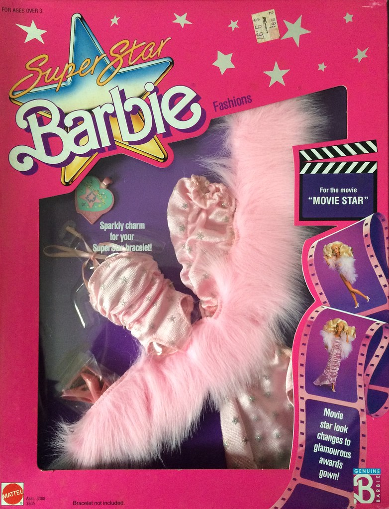 ... Barbie Super Star fashions - Movie stars - 1988 | by nicolenicole