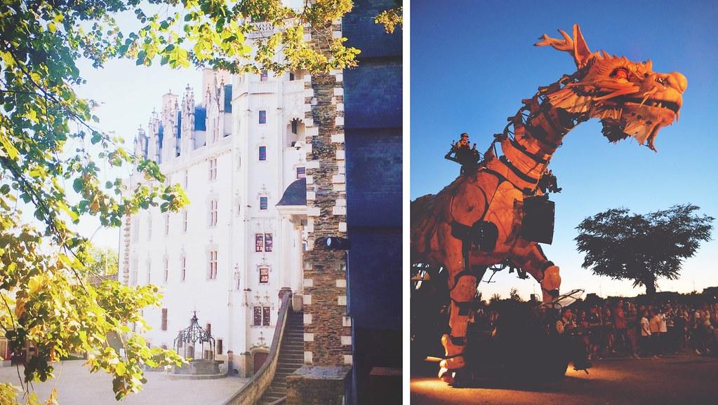 Nantes wordt door reisblog It's Travel O'Clock getipt als 1 van de 17 bestemmingen voor 2017