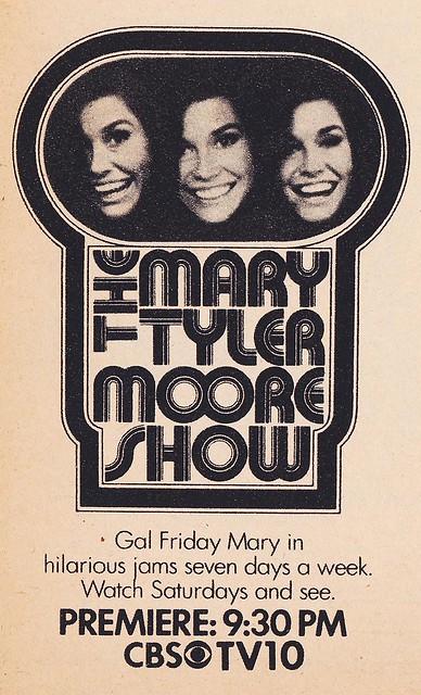 R.I.P. Mary Tyler Moore (1936-2017)