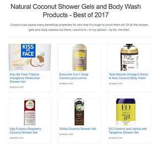 Natural and Organic Coconut Bath and Shower Gels – Best Yummy Ones to Look For thumbnail