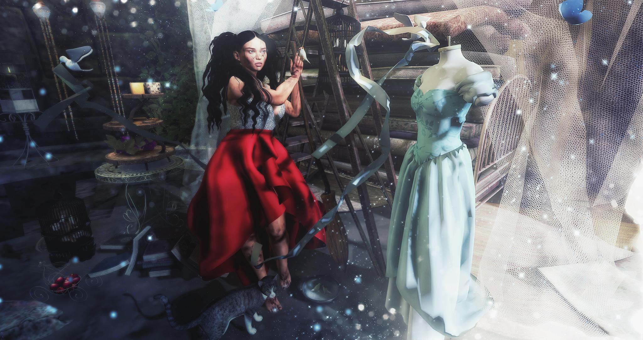 Almost Cinderella