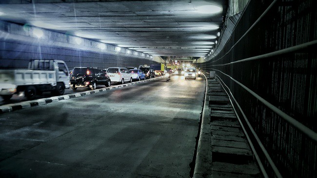 Casablanca Underpass