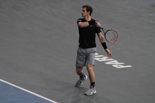Andy Murray | by tennis buzz