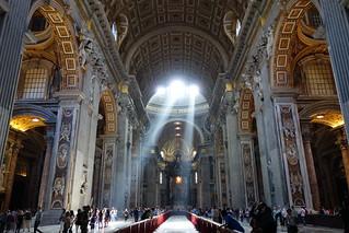 Basilica de Sao Pedro, Vaticano