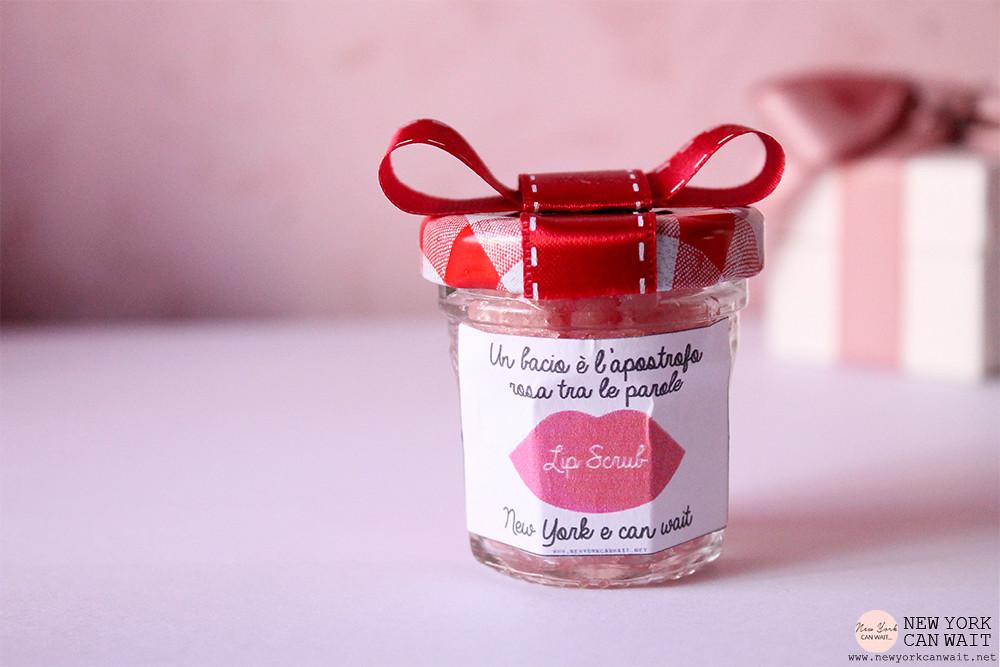 Aloe Lip Scrub DIY: Un bacio è l'apostrofo rosa tra le parole New York e can wait.