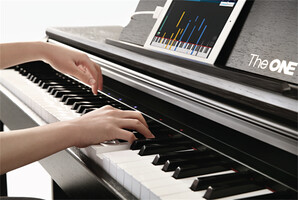 The ONE intelligent Smart Piano piano