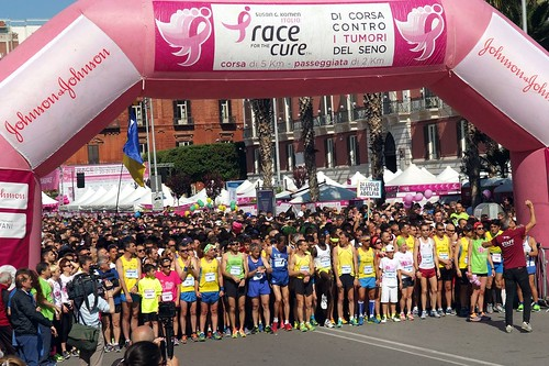 Race for the Cure Bari 2016