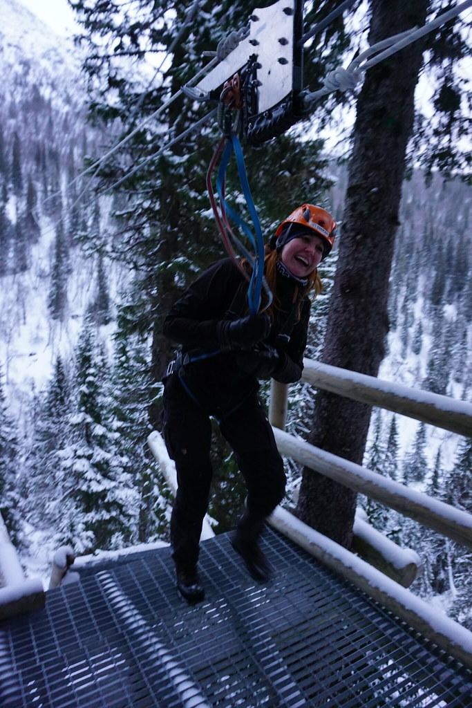Adrenalinkick - ZipLine i Åre Hildas.se