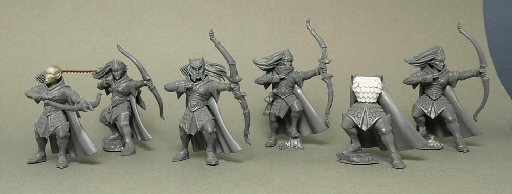 Legs D *BITS* High Elves Phoenix Guard