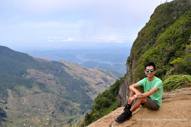 marxtermind at World's End Horton Plains National Park