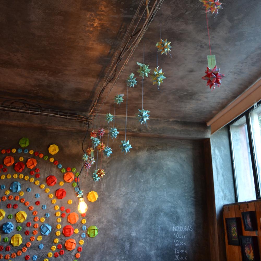 Exposição do Clube de Origami do Porto