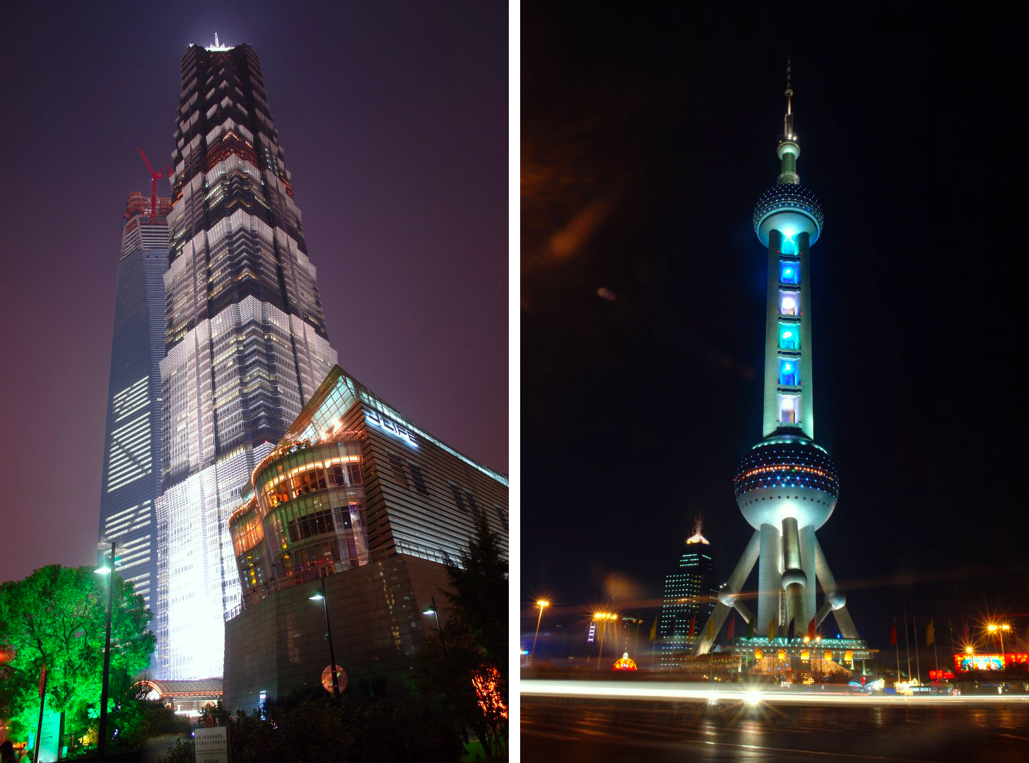 qué ver en Shanghai, China