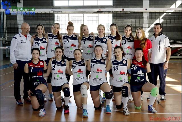 Giovanili Una grande squadra 05-03-2017