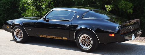 1979 Pontiac Fire Bird Formula