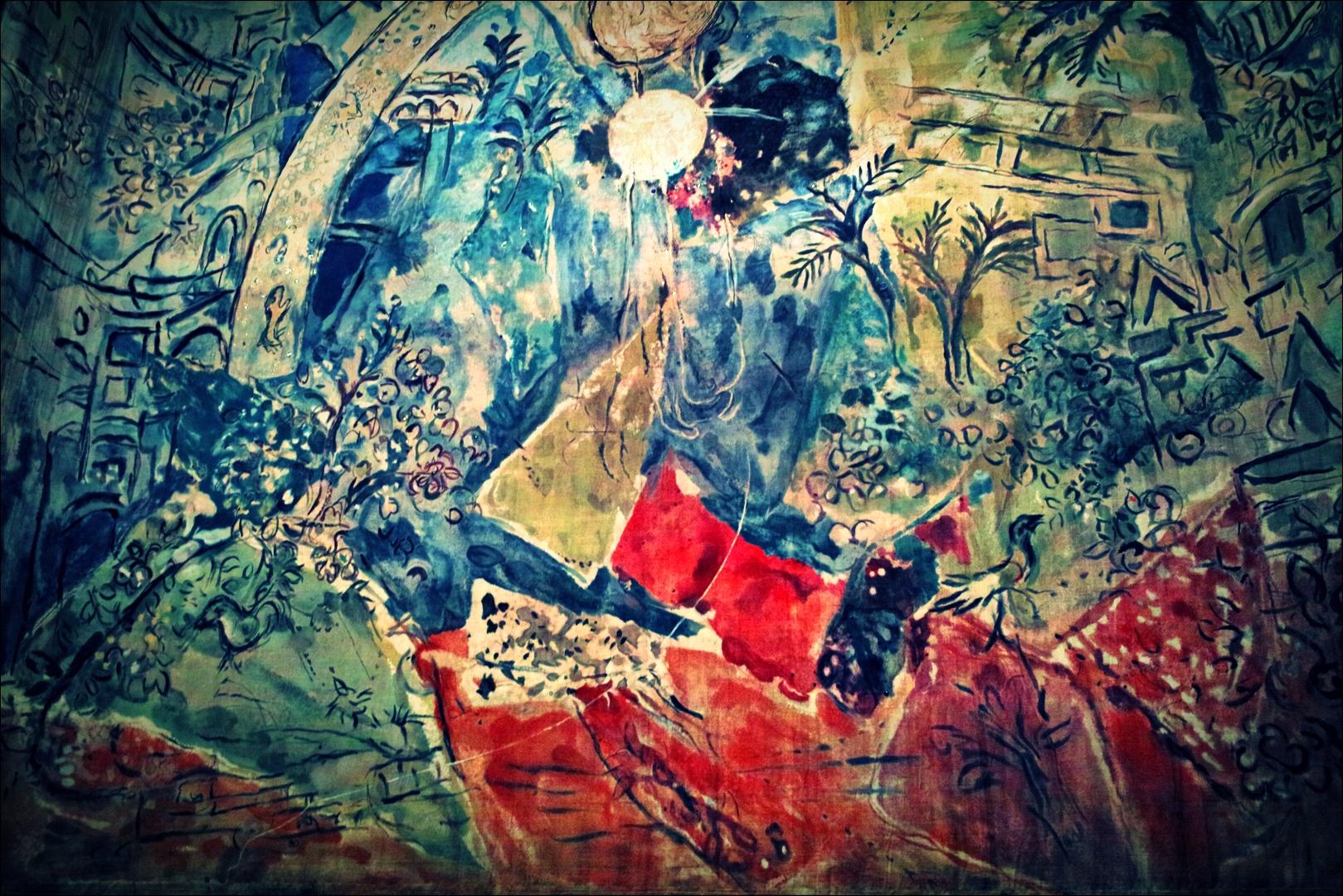 샤갈-'베라르도 현대미술관 Berardo Museum of Modern and Contemporary Art'