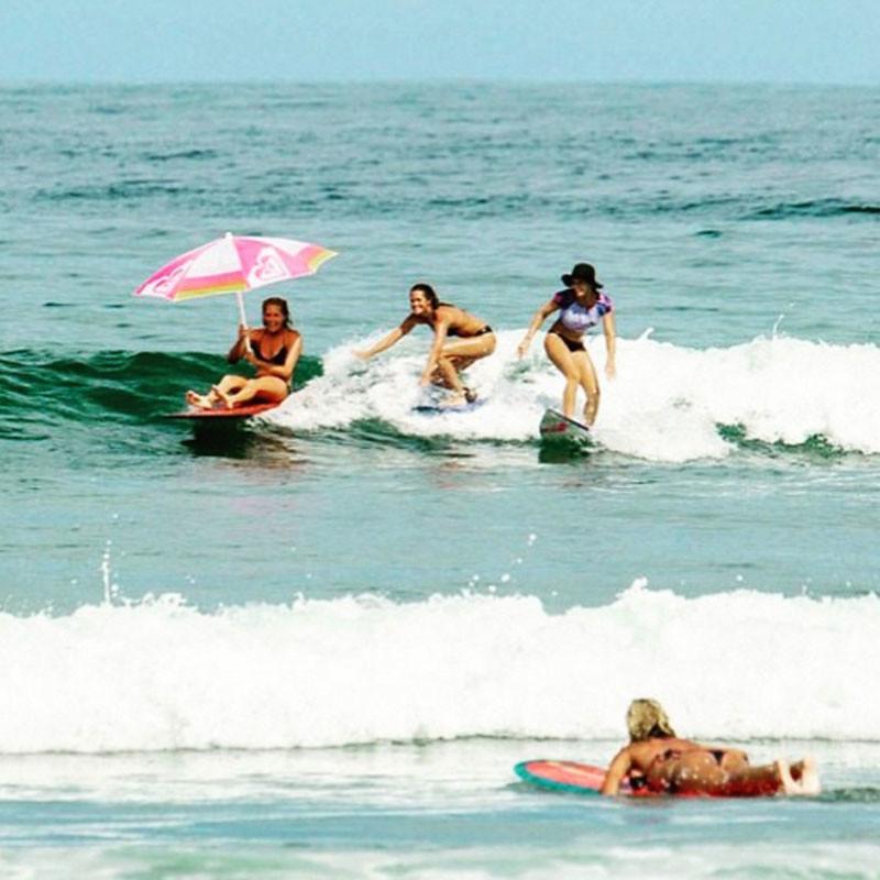 Surf Goddess Retreats Surfing