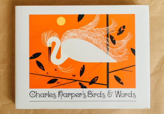 charley harper's birds & words book review - cardboardcities » creative lifestyle blog