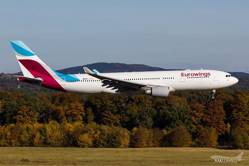 Eurowings - A332 - D-AXGA (2)