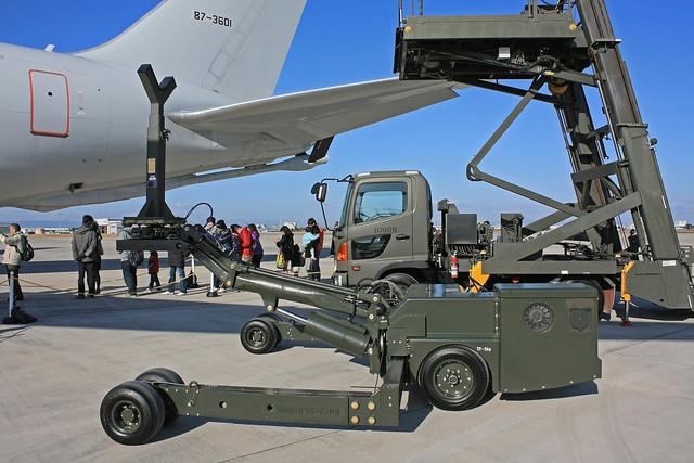 KC-767 整備用機材