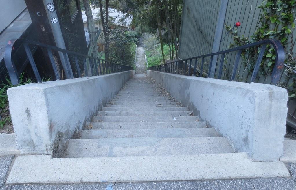 Stairs Hike