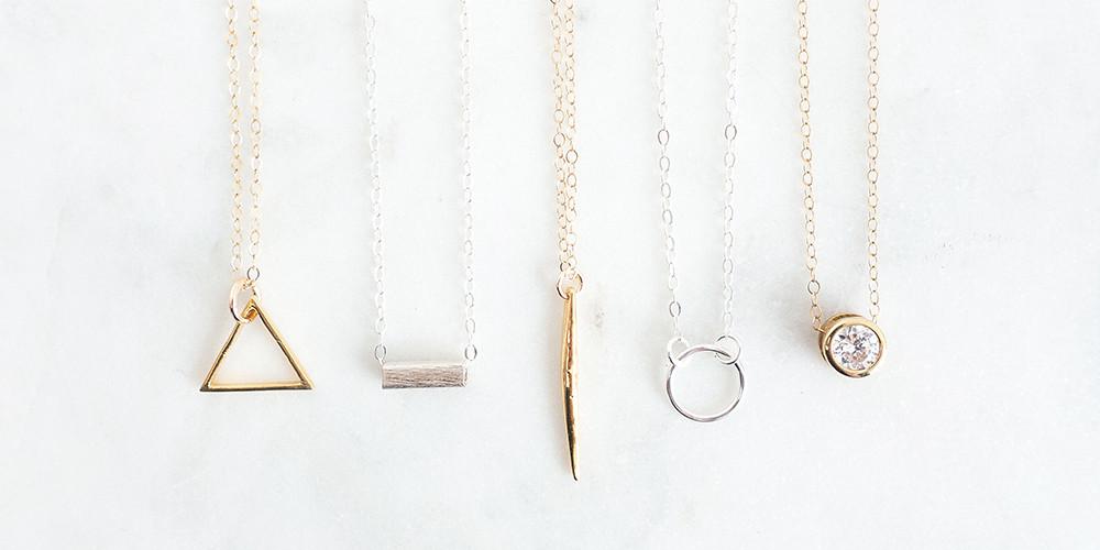 Fine Minimal Jewellery