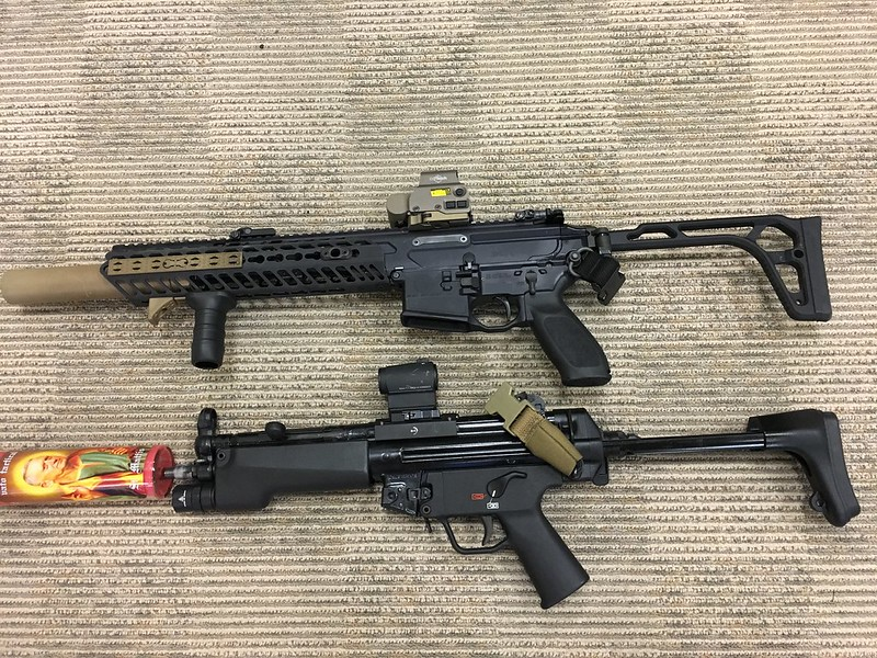 SIG MCX: When is an AR not an AR? [Archive] - Page 3 - M4Carbine net