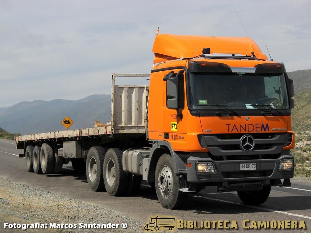 Mercedes-Benz Actros MP III 3351 S / Tandem | Placa Patente:… | Flickr