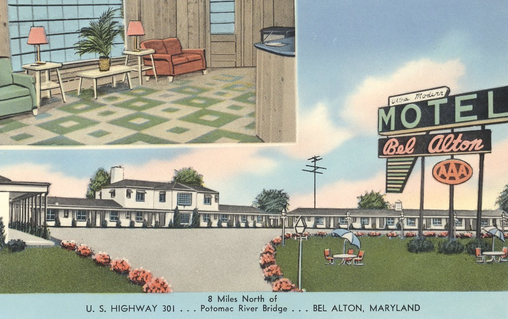 Motel Bel Alton - Bel Alton, Maryland
