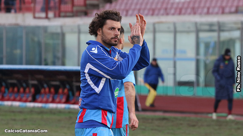 Ivano Baldanzeddu, due presenze in rossazzurro