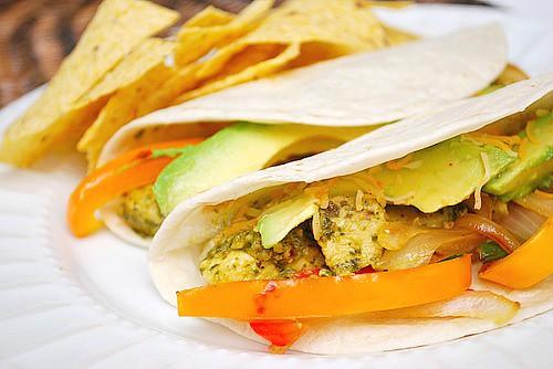 Instant Pot Cilantro Lime Chicken Tacos