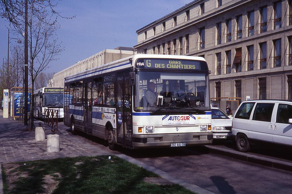 jhm 1999 0075 france versailles autobus renault r312 flickr. Black Bedroom Furniture Sets. Home Design Ideas