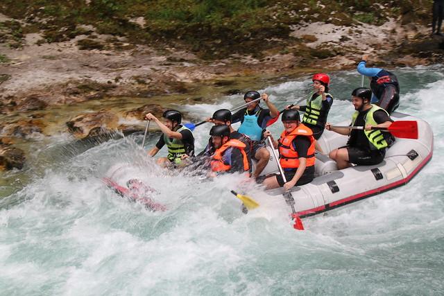 Rafting Neretva maximalni uzitak