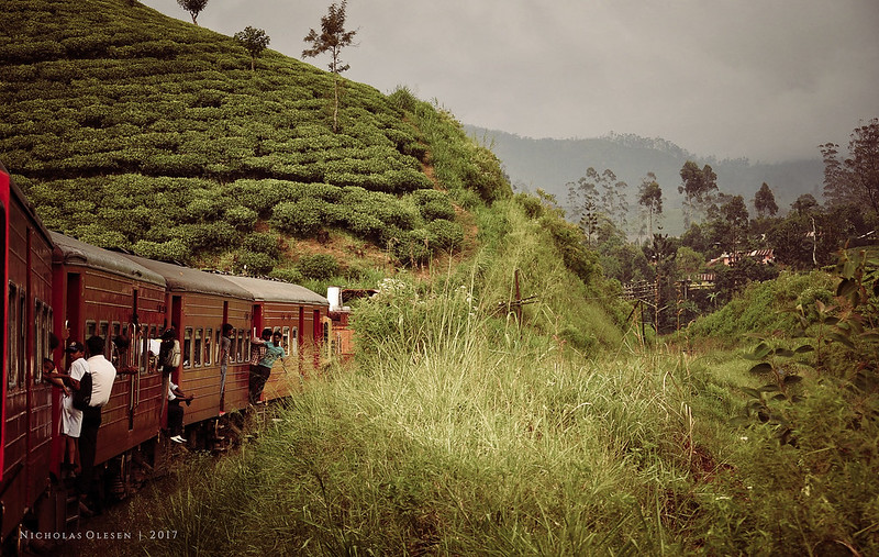 Sri Lanka | Central Highlands Train