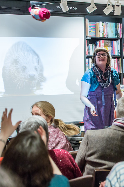 Ollie and the Otter launch