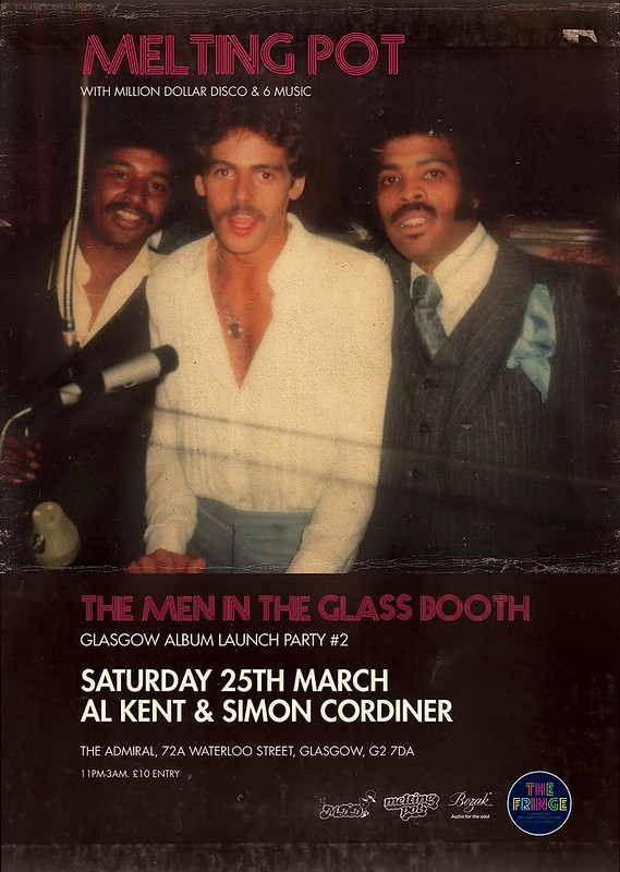 glass booth
