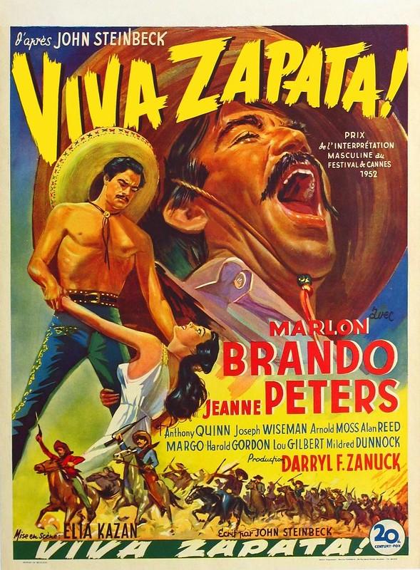 Viva Zapata! - Poster 3