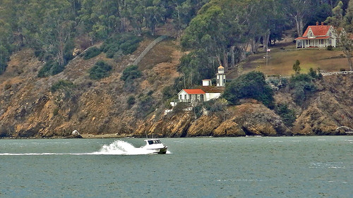 California-06169 - Yerba Buena lighthouse | by archer10 (Dennis) 146M Views
