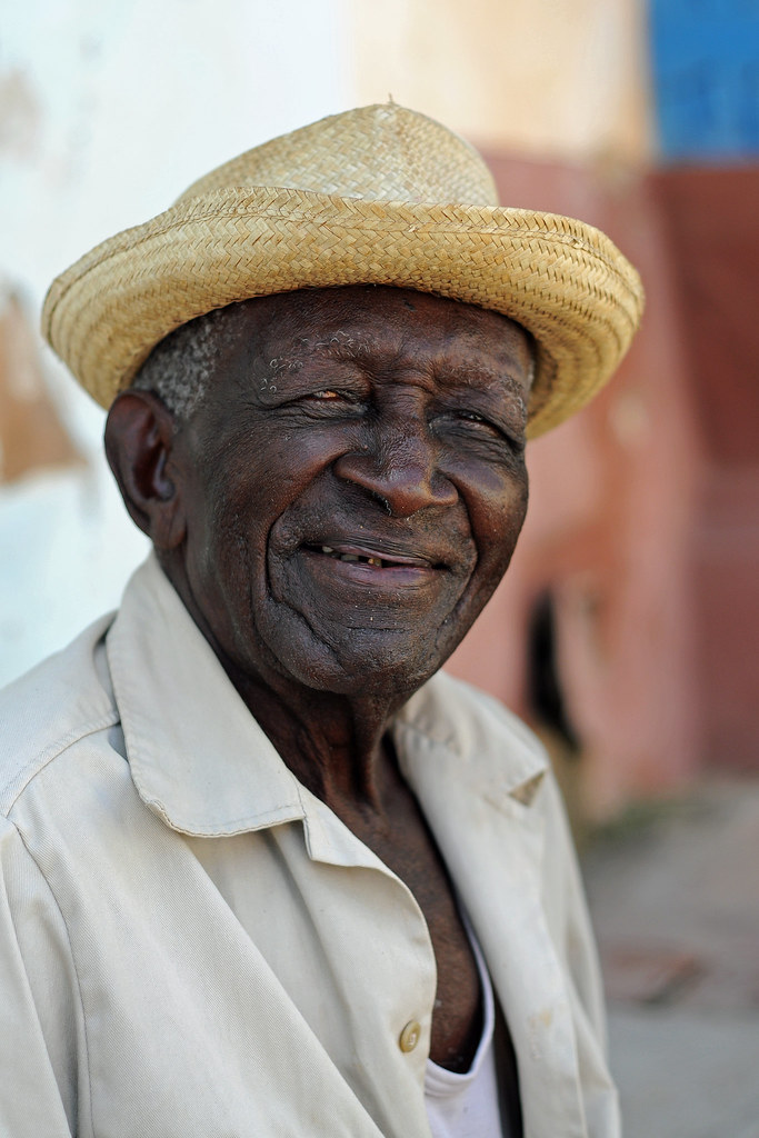 Old & wise man from Trinidad (Cuba) | Florent S. | Flickr